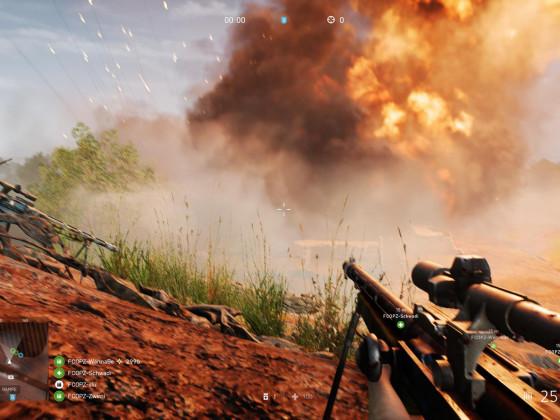 """""""Battlefield 5"""" - Große Explosionen kann das Spiel"""