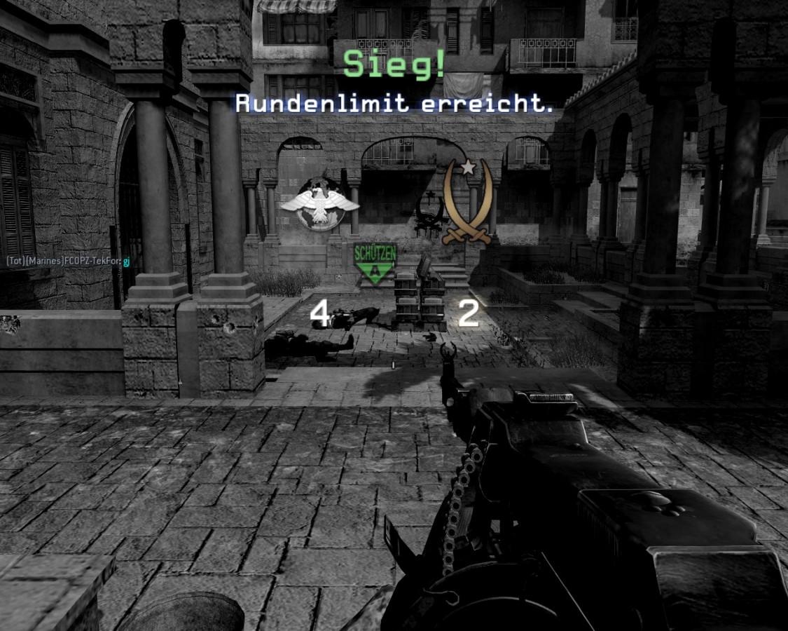 """""""Call of Duty 4 : Modern Warfare"""" - Ein Sieg gegen unsere langjährigen Gegner von HPH"""