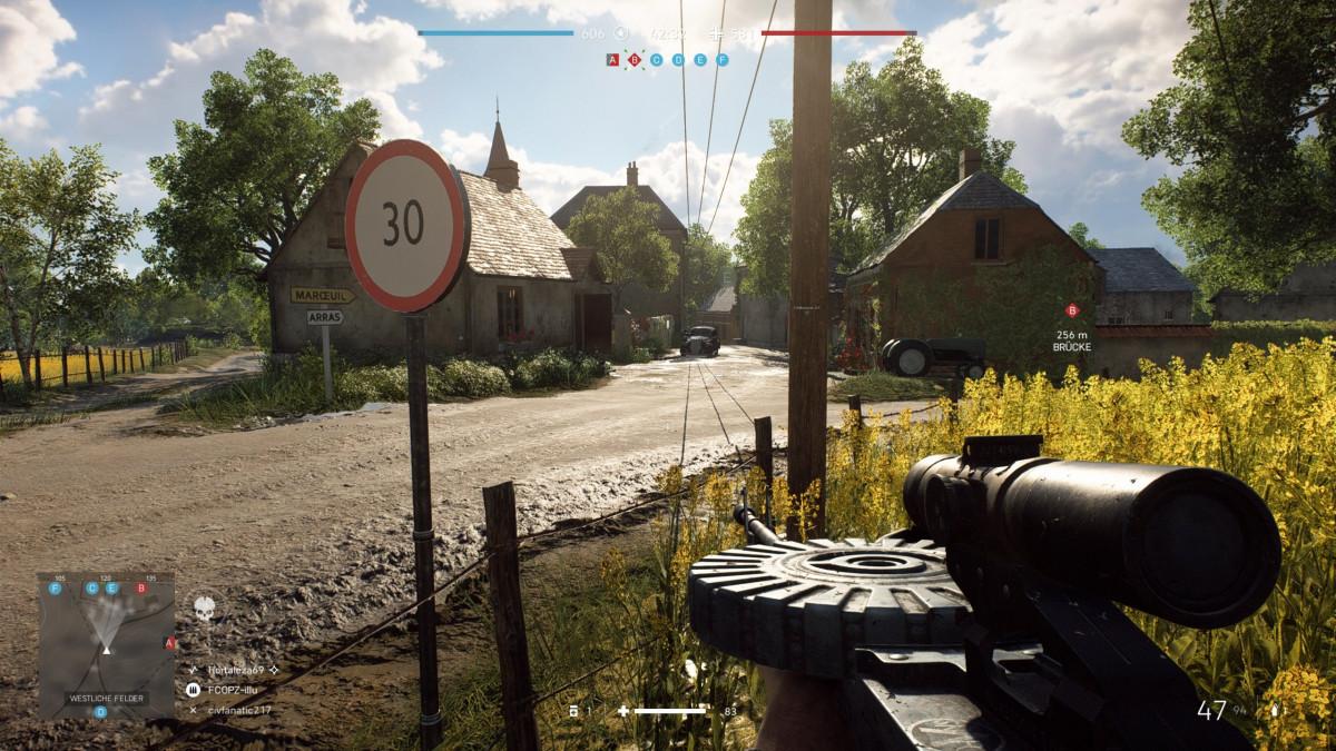 """""""Battlefield 5"""" - Die Grafik ist erste Sahne, wirklich"""