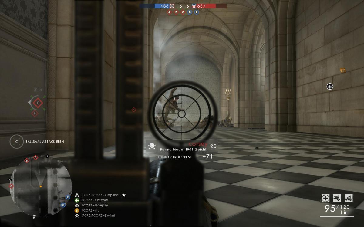 """""""Battlefield 1"""" - Vorsicht, Boden ist rutschig"""