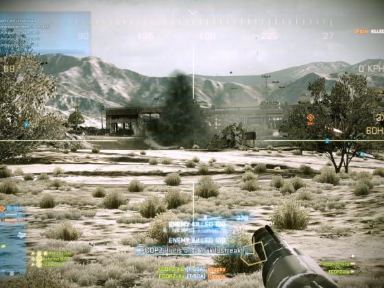"""""""Battlefield 3"""" - Auch in Battlefield 3 haben es die Panzer mir angetan"""